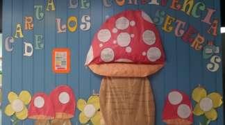 CEIP Villa de Quer, doce años enseñando