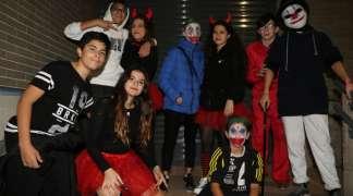 Divertida y participativa fiesta de Halloween en Quer