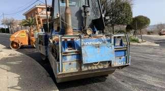 La operación de Quer asfalto terminará finalmente el lunes